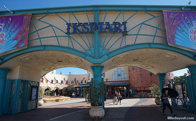 Ikspiari Mall