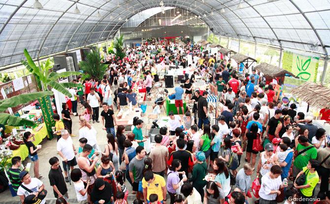 Kranji Farmers' Market