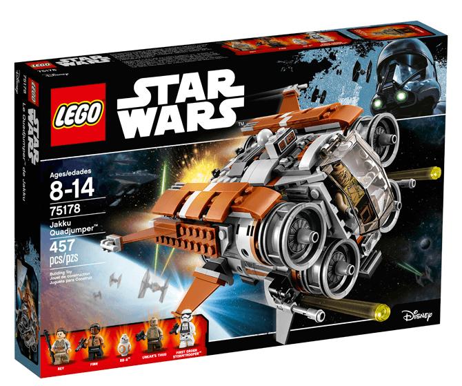 LEGO® Star-Wars™ JakkuQuadjumper™