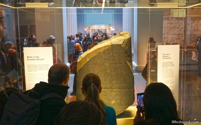 Rosetta Stone - British Museum