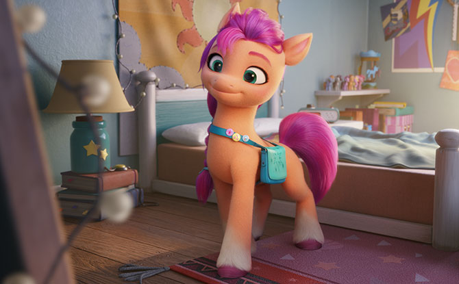 My Little Pony: A New Generation Movie Review
