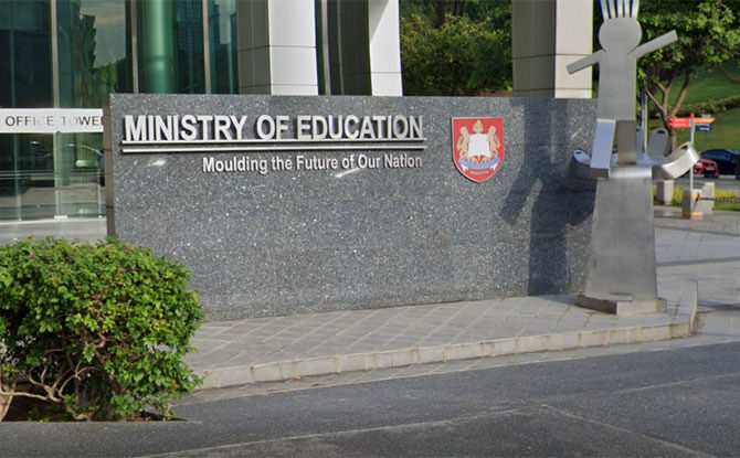 All Schools To Shift To Full Home-based Learning From Wednesday, 19 May 2021 Till End Of Term