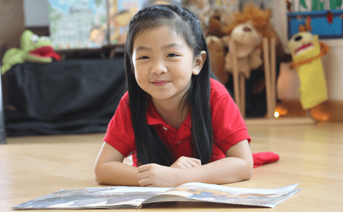 How To Inculcate A Love For Reading In Young Children - MindChamps Reading Programme