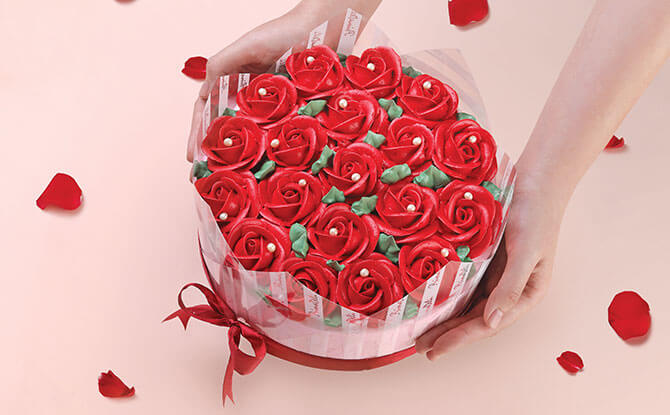 Send Mum A Floral Cake From PrimaDéli For Mother's Day