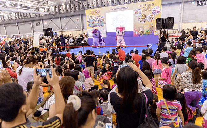 SmartKids Asia 2016 - My Little Pony Meet & Greet Session