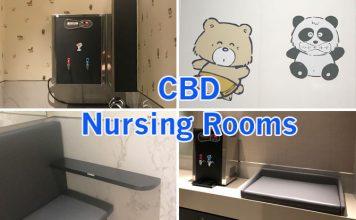 Nursing Rooms in the Singapore CBD