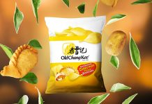 Snack On Old Chang Kee Anytime With The New Original Curry Puff Flavour Potato Chips, Launching 15 September 2019
