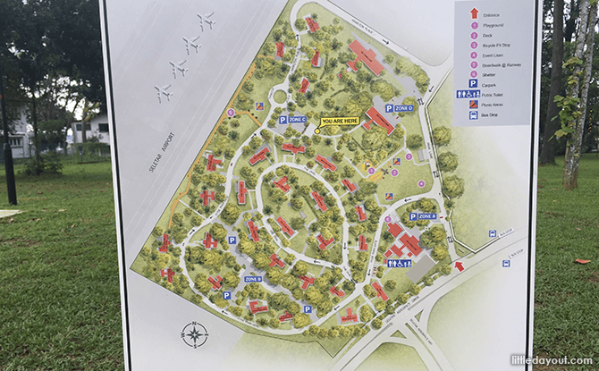 The Map of The Oval