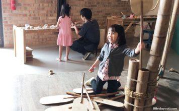Playeum, Children's Centre For Creativity: Empowering Children Through Play, Creativity And The Arts