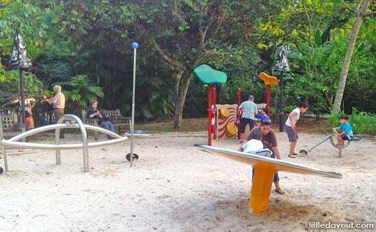 Sand Playground
