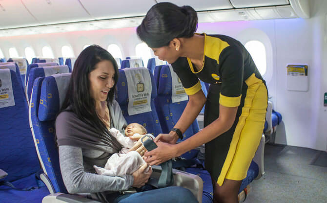 Budget Travel Tips: How To Fly Like A Pro With Babies & Kids