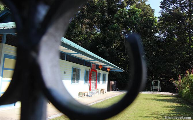 Pulau Ubin's Chinese Kampong House Self-guided-Tour