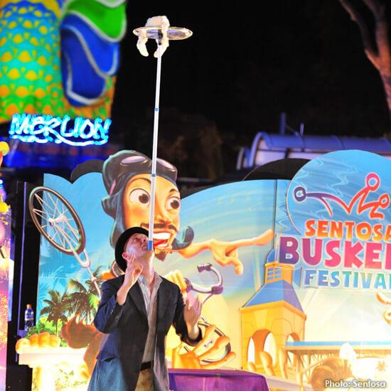 Sentosa Buskers Festival