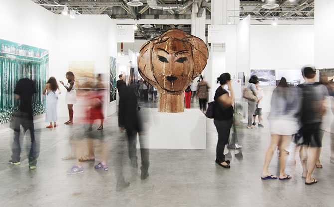 Singapore Art Week 2019: Art Takes Over