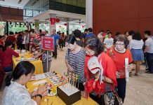 Singapore Chinese Cultural Centre's CNY Family Fun 2019: A Weekend Of Activities