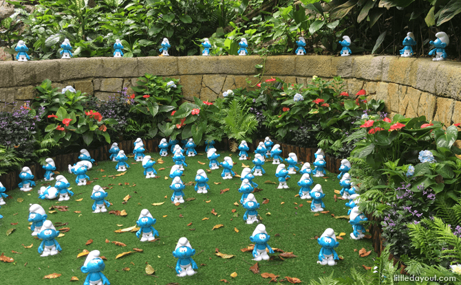 Smurfs' Lost Village