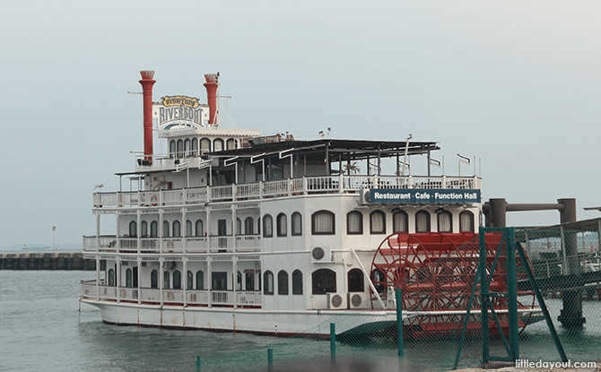 Stewords Riverboat