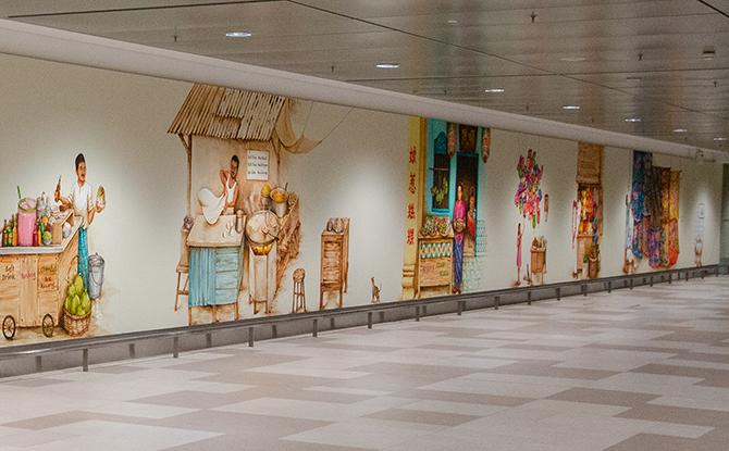 Rojak! at Changi Airport Terminal 4