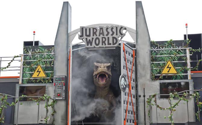 Jurassic World: Roar!