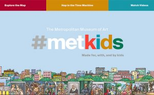 e01 Virtual Museum Tours for Kids Credit The Metropolitan Museum of Art