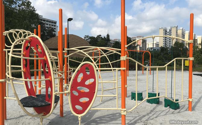 ZhengHua Park Extension
