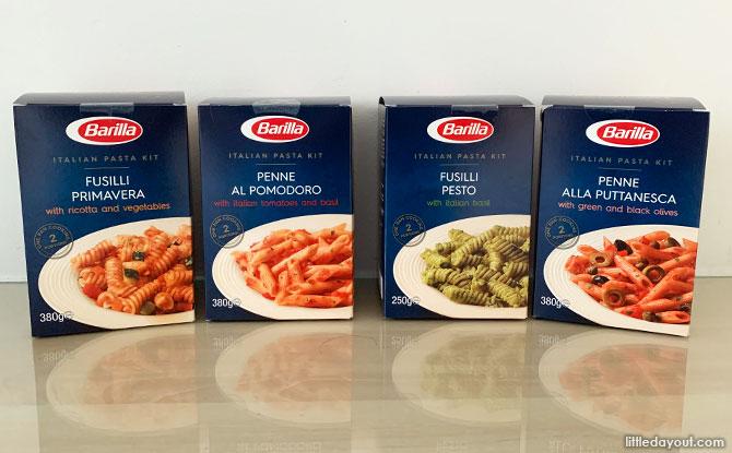 Barilla Italian Pasta Kits