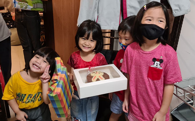 One Wish SG: Celebrating Birthdays For The Underprivileged And How You Can Help