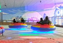 Drift On Ice At Snow City: A Cool Ride On Ice Bumper Cars