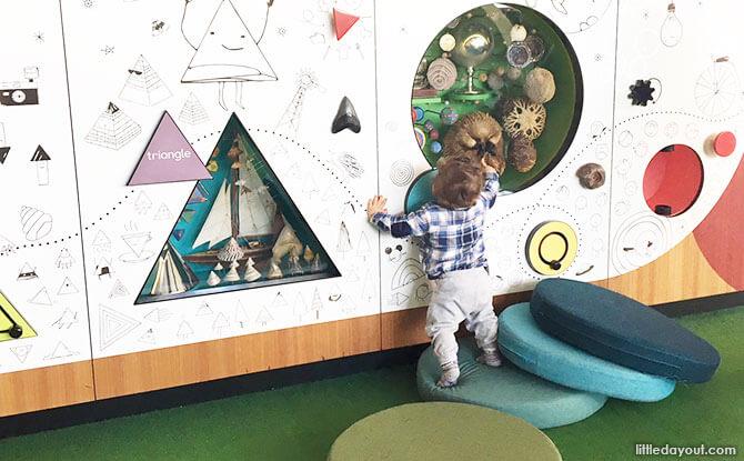 Sensory play for children