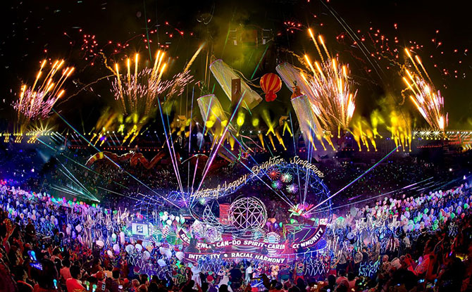 Chingay Parade 2019: Celebrating The Past, Present And Future Of Singapore