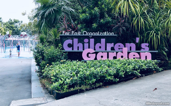 Far East Organization Children's Garden, Gardens By The Bay