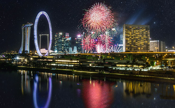 Fireworks Singapore NDP 2020 & Red Lions: Locations Around Singapore And Things To Note To Stay Safe