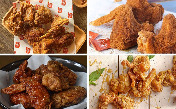 Fried Chicken In Singapore: 15 Places Where You Can Satisfy Your Cravings