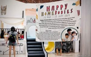 Curiosity Comes Alive At Happy Homebodies At The Artground