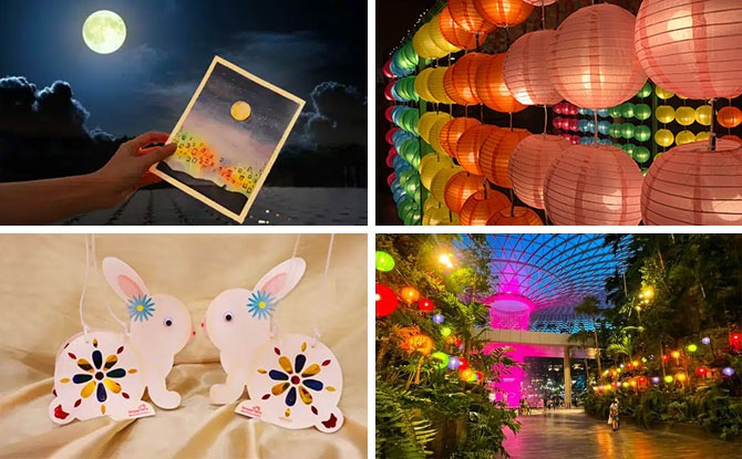 Mid-Autumn Festival 2021 In Singapore: Things To Do Including Lanterns, Mooncakes And Exciting Workshops