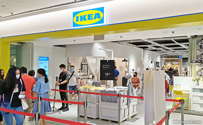 IKEA Jem: 7 Useful Things To Know About The Jurong Store