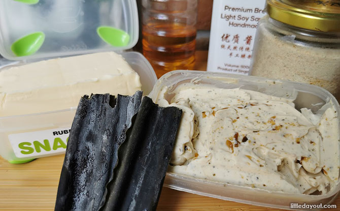 How To Make Kombu Butter: The Most Umami Butter Ever