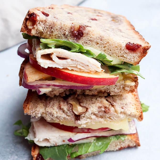 Turkey Sandwiches