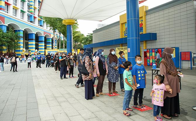 LEGOLAND Malaysia Reopening