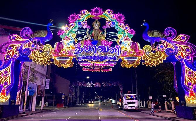 Deepavali Light Up 2020: Little India Celebrates The Festival Of Lights