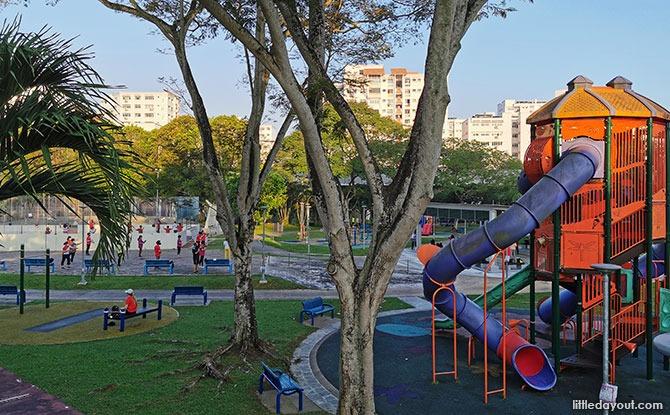 5 Reasons To Visit Limbang Park At Choa Chu Kang for Sports And Recreation