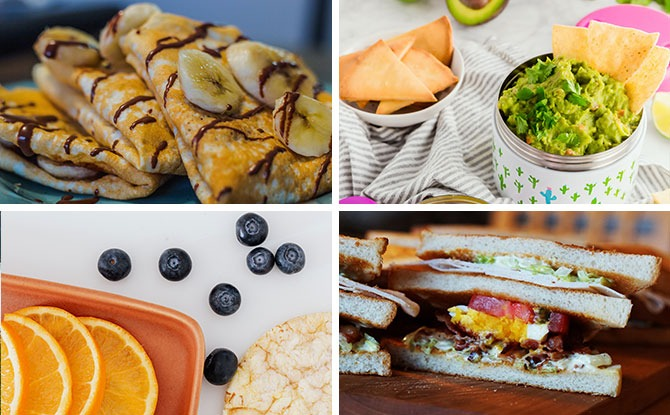 13 Easy & Nutritious Lunch Box Ideas: Food To Pack For School