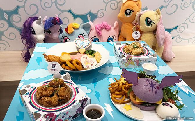 My Little Pony Pop-up Café: A Kind Of Magic!