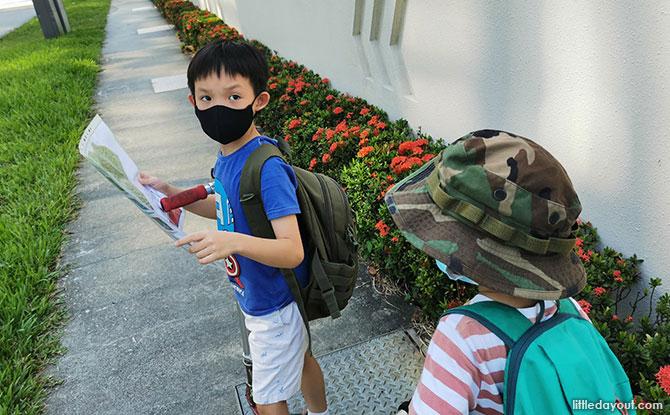 Parent Review of Orienteering around Bukit Timah