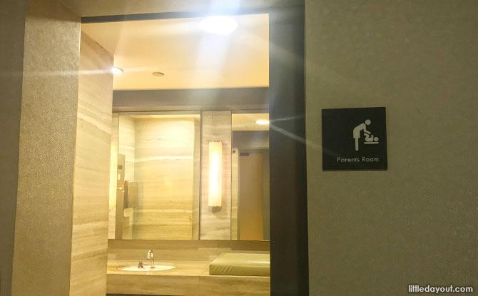 Paragon Mall Nursing Room