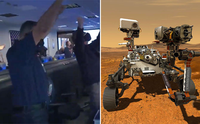 Perseverance Mars Rover Has Landed: Space Exploration Continues On The Red Planet