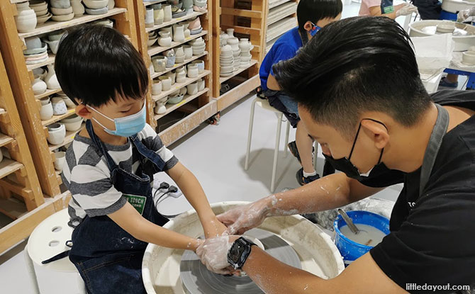 18 Pottery, Clay and Ceramic Art Studios Offering Pottery Classes In Singapore (Especially For Families)