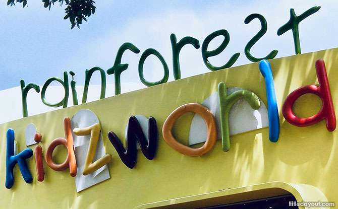 Useful Things To Know About the Singapore Zoo Children's Playground and Play Area