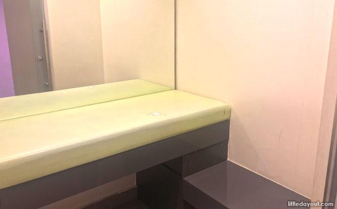 Robinsons (The Heeren) Nursing Room