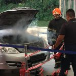 "Experience Putting Out A Fire And Rescuing A ""Casualty"" At The SCDF Showcase At S'pore Discovery Centre"